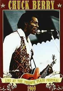 Chuck Berry : Live Toronto Peace Festival 1969 [DVD]