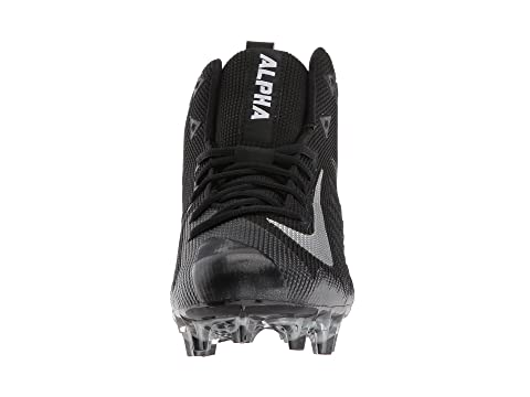 Menace Alpha Nike Black Black Silver Metallic Mid Pro q7qBx145