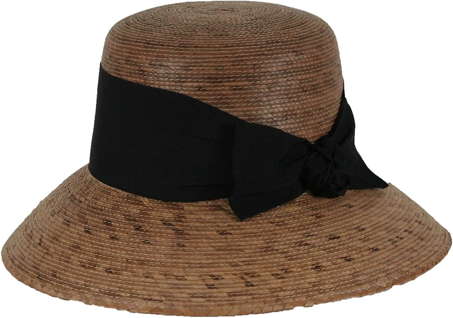 Tula Hats Women's Somerset Black Bow