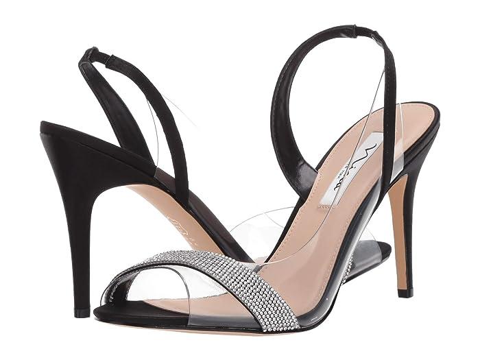 Nina  Cailida (Black) Womens Shoes