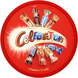 Best celebrations chocolate box Reviews
