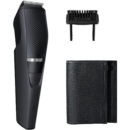Philips Norelco BT3210/41 - Recortadora de barba inalámbrica, recargable, longitud ajustable, barba, barba y bigote