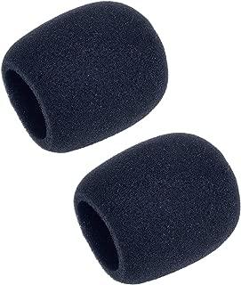 Sunmns Mic Foam Cover Windscreen Pop Filter for Blue Yeti, Blue Yeti Pro Condenser Microphone, 2 Pack