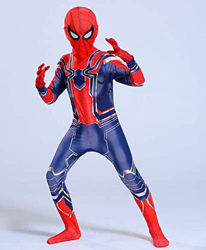 Venta en línea de descuento de fábrica Werty Cosplay Ropa Cosplay Disfraz Avengers Avengers Avengers 3 Iron Spiderman Anime Disfraz Medias Niños Adultos Disfraz De Halloween  comprar mejor