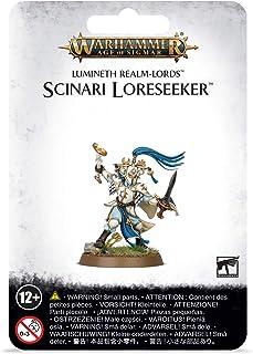 Warhammer AoS - Lumineth Realm-Lords Scinari LoreSeeker