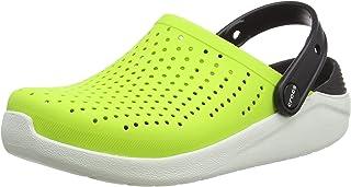 Crocs LiteRide Clog, Electric Pink/White, 38/39 EU