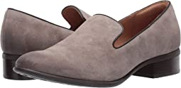 Pietra Grey Oiled Cow Suede