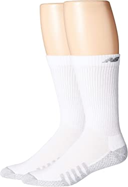 Coolmax Crew Socks 2-Pair