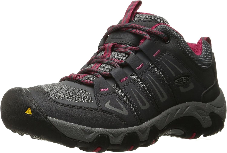 Keen Woherrar Oakridge Low Rise Hiking Hiking Hiking Boots  gör rabattaktiviteter