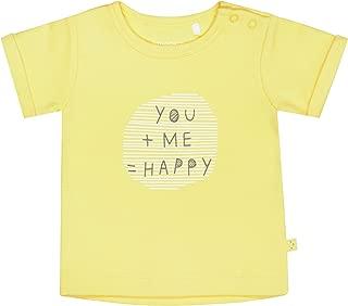 Staccato Unisex Soft Lemon 230071894 Baby T-Shirt Happy Organic Cotton