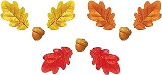 Trend Enterprises Inc. Fall Oak Leaves & Acorns Classic Accents VAR. Pack, 108 ct