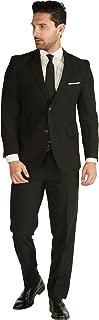 Best suit jacket black Reviews