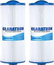 Clarathon [2-Pack] Jacuzzi 6000-383 Filter J-300 Series Spa 6540-383 - Premium Replacement