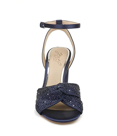 Jewel Badgley Mischka Nicoline (Navy) Women