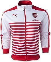 Puma Men's AFC T7 Anthem Jacket with Sponsor