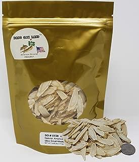 DABC OAK LAND 4OZ=113gm/ Bag 花旗参切片/西洋参含片 促销装 Ginseng Slice,Hand-Selected AAA Grade (Ginseng Root Slices/Sliced Ginseng Root) SO 0159# Bag