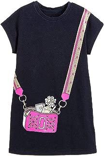 Endand Baby Girl Clothes Girls Summer Dress with Animal Applique Princess Dress Cotton Kids Dresses for Girl Vestidos