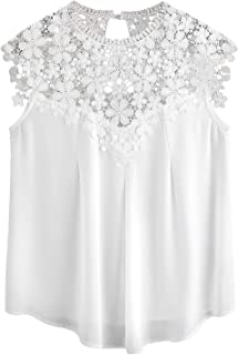 Best eyelet lace top Reviews