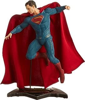 large superman statue
