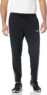 adidas Men's Essentials 3-Stripes Tapered Cuffed Pants