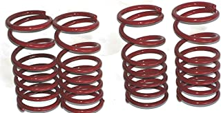 RC Raven E-Revo or Revo 3.3 Red Dual Rate Shock Springs Set