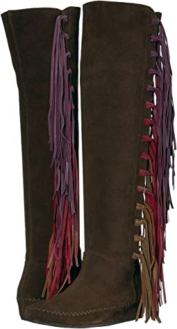 Etro - Tall Fringe Boot