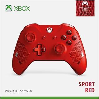 Xbox ワイヤレス コントローラー (スポーツレッド)