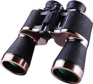 مناظير عالية الطاقة عالية الوضوح 20x50 تلسكوب الصيد الرؤية الليلية البصرية للمشي لمسافات طويلة السفر عالية الوضوح #T2G