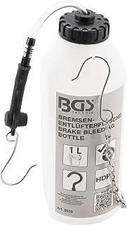BGS 8519   Bremsenentlüfterflasche   1 l   Bremsflüssigkeits Auffangflasche   Bremsflüssigkeit   Bremsenentlüfter
