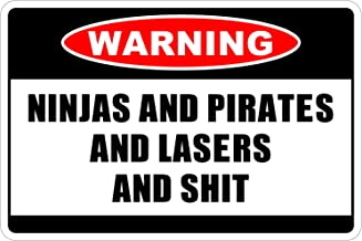 Best ninjas and pirates and lasers Reviews