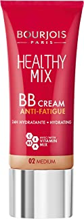 Bourjois Healthy Mix Anti-Fatigue BB Cream 02 Medium, 30 ml/1.0 oz