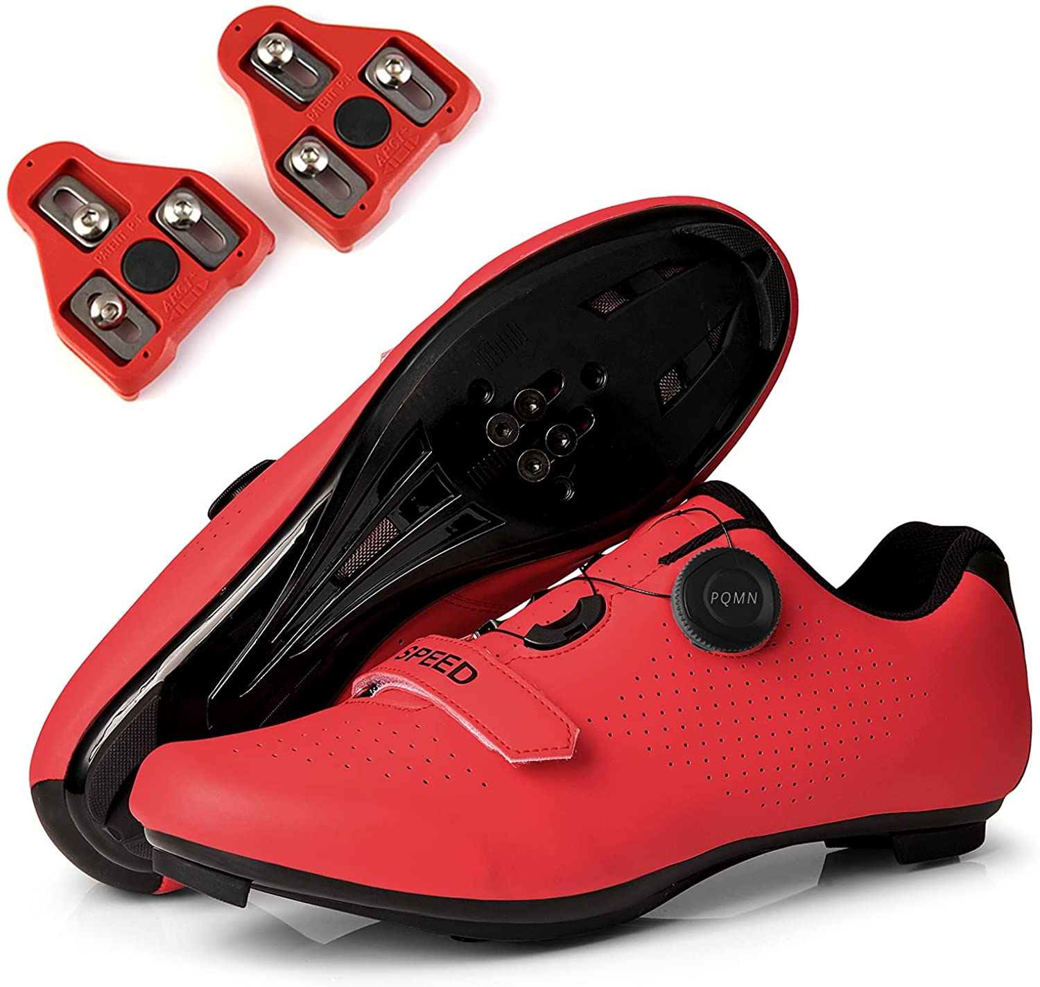 Mens Womens Road Las Cheap mail order sales Vegas Mall Bike Cycling Shoes Lightweight Cleats-The with