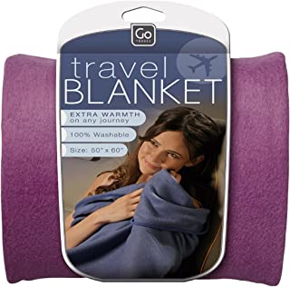 Go-Travel Travel Blanket, Assorted, 466