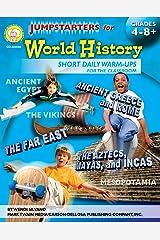 Jumpstarters for World History, Grades 4 - 8 Paperback