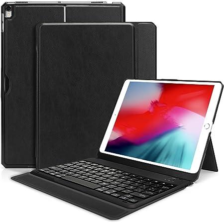 OMOTON Teclado Funda para iPad Pro 10.5/ iPad Air 3 10.5 ...