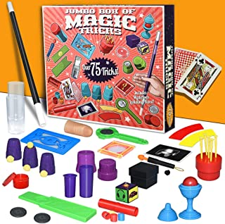 LET'S GO! Magic Tricks for Beginners Magic Kit Set