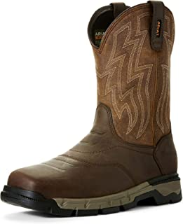 Men's Rebar Flex Western Work Boot