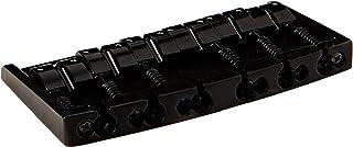 Gotoh 303B0-6 B-6 puente de la secuencia de la guitarra baja - Negro/Cromo