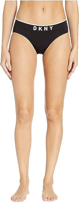 Seamless Litewear Solid Bikini