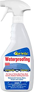 Waterproofing Spray, Waterproofer + Stain Repellent + UV Protection