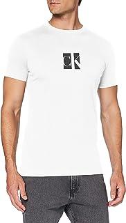 Calvin Klein Small Center CK Box Tee Camicia Uomo