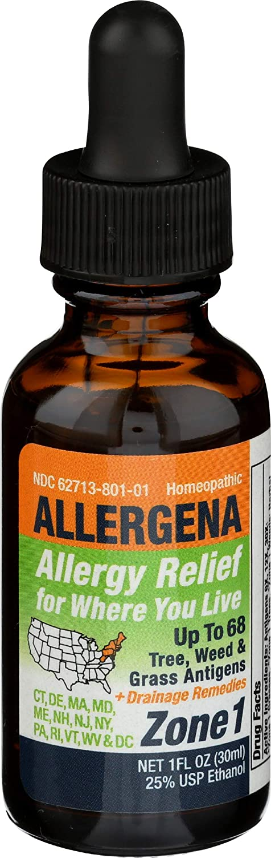 Progena Dealing full price reduction Jacksonville Mall Meditrend - Allergena 1 1oz GTW Zone