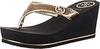 Guess Sarraly2-B Sandal For Women, 8 US GOLFB