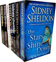 Sidney Sheldon 7 Books Collection Set Pack RRP £49.93 (The Stars Shine Down, Rage of Angels, Windmills Of The Gods, Morni...