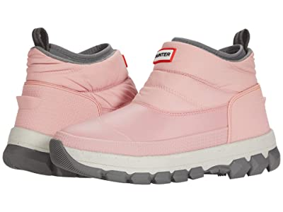 Hunter Original Insulated Snow Ankle Boot (Quartz Pink) Women