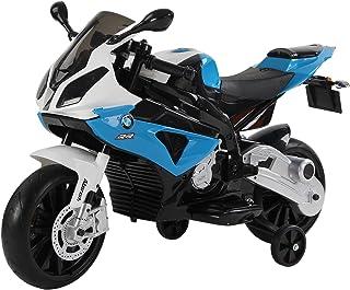 HOMCOM Compatible con Moto Electrica Infantil 3-8 Años Moto