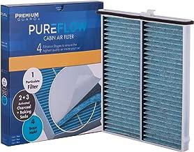 PureFlow Cabin Air Filter PC4103X | Fits 2014-18 Mazda 3, 2014-17 6, 2014-18 3 Sport, 2013-18 CX-5