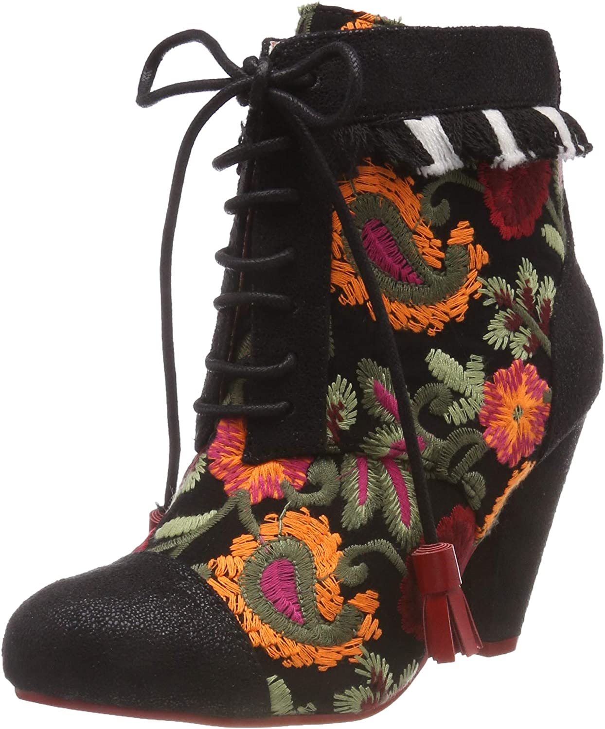 Poetic Licence by Irregular Choice Damen Winters Tale Stiefeletten Stiefeletten Stiefeletten  61a059