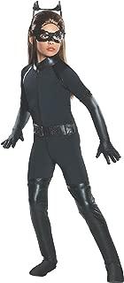 Batman Dark Knight Rises Child's Deluxe Catwoman Costume - Medium