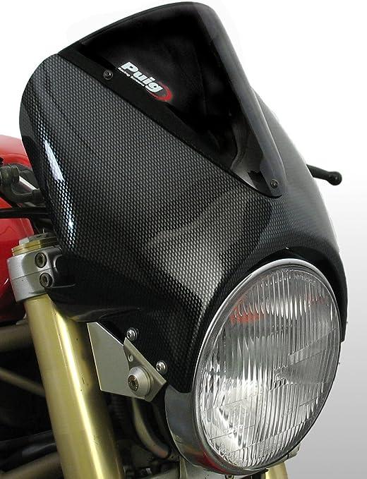 Windschutz Scheibe Puig Vi Z B Ducati Monster 600 M3 1999 Car Cockpit Scheibe Auto